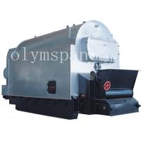 Cheap Horizontal Alloy Steel Coal Fired Steam Boiler 15 Ton , High Thermal Efficiency for sale