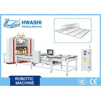 Buy cheap Stainless Steel Kitchen Dish Rack Wire Spot Welding Machine , Automatic Multiple from wholesalers