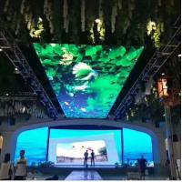 Best P10 full color rental stage dance floor led display screens board for stage,concert,party wholesale