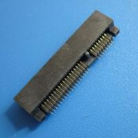 Best 52 pin H=5.2mm mini pci-e socket,mini cpi connector- black wholesale