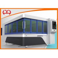 Quality Single Table Enclosed CNC Fiber Laser Cutting Machine For Metal Cutting 12mm wholesale