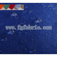 Best CVC oil waterproof fabric for jackets chinese factory SFF-052 wholesale