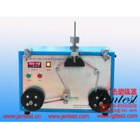 Auto-cables Sandpaper Abrasion Resistance Tester This applies to abrasion test for  vehicle insulated thin sheath of low
