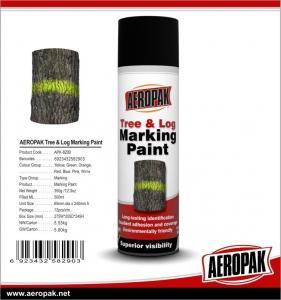 Best Liquid Coating 500ML Tree Log Marking Paint Quick Dry 1.5g/s wholesale