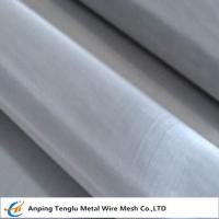 Buy cheap T-316 Stainless Steel Wire Mesh  Woven or Welded by Wire 1.4404 from wholesalers