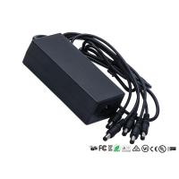 Best LED Light 12V Power Adapter CE ROHS Certificate With 1 To 5 Splitter Cable wholesale