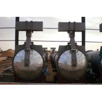 Best Saturated Steam Chemical Concrete Autoclave Φ3m For Wood / Brick / Rubber / Food wholesale