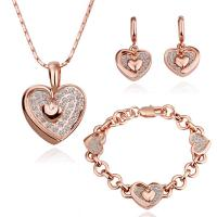 New style Unique gold plated costume jewellery sets