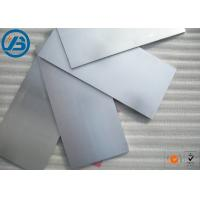 Best High Strength Magnesium Alloy Sheet 5mm 7mm Magnesium Sheet Stock For Photoengraving wholesale