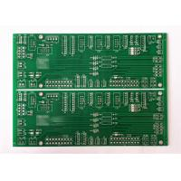 Best ISO ENIG/HASL Treatment Electronic Printed Circuit Board PCBA FR4 Green Soldermask wholesale