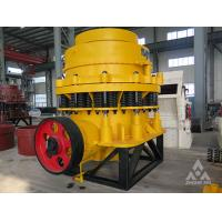 Buy cheap Simmons Cone Crusher basalt breaking equipment with factory price from wholesalers