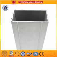 Best 6063 Aluminum Extrusion Window Frame Profile Resistance To Dirty wholesale