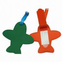 Best Luggage Tags, Various Shapes are Available, Colorful, Suitable for Promotional Gifts wholesale