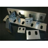 Cheap Recycling Plastic Crusher Machine / Plastic Crusher Blades High Precision for sale