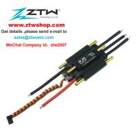China ZTW Seal 90A Boat ESC with 3A SBEC for RC Boat on sale