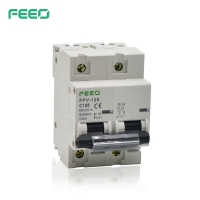 Best High Voltage 800VDC 2P FEEO DC MCB For Solar PV wholesale