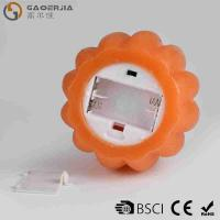 Best Indoor Halloween LED Candles Light for Holiday Decorative Pumkin Shaped wholesale