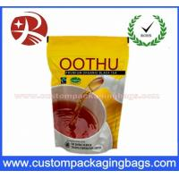 Quality New Type Factory Direct Ziplock Tea Aluminum Foil Bags Tea Packaging Bags Tea Bags wholesale