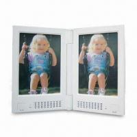 Best Recording Photo Frame with AG13 x 4 Pieces Battery, Measuring 14 x 1.5 x 19.1cm wholesale