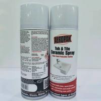 Best Tub / Tile Waterproof Spray Paint 12 Ounce White Color Refinishes Wash Basins wholesale