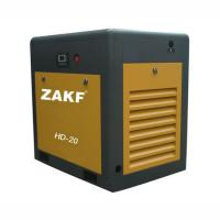 China 20HP 15KW Yellow Direct Air Cooling Air Screw Compressor 2930 R/Min Motor Speed on sale