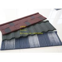 Best ISO9001 Zinc Corrugated Roofing Sheet Green Color  Bond Tile , zincalume roof sheeting wholesale