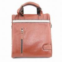 Best Laptop Bag, Genuine Leather, Suitable for 12 inches, Size of 28x33x8cm wholesale