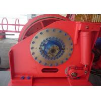 Cheap Hydraulic Footstep Piledriver Winch Lebus Drum Offshore Winch For Rotary for sale