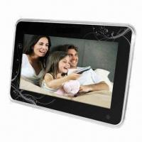 Best 7-inch Cheerteck Solution Digital Photo Frame with Full Function Remote Control, Clock and Alarm wholesale