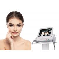 Best Vertical Stationary HIFU Beauty Machine For Face Lifting / Wrinkle Removal wholesale