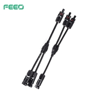 Best Waterproof 1000V DC FMC4Y Solar Cable Connector wholesale
