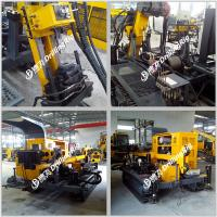 Cheap HQ wire-line core drilling rig DF-H-2, 350m BQ deep borehole machine for mineral for sale