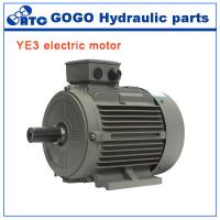 Best YE3 IE3 series Hydraulic Control Parts three phase electric motors high efficiency wholesale