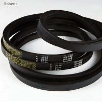 Best High Temperature Rubber V Timing Belts , Power Transmission Machine Drive Belts wholesale