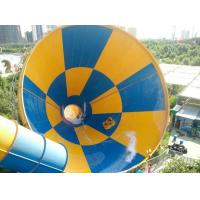 Buy cheap Customized Super Tornado Water Slide For Adult / Aqua Park Equipment from wholesalers
