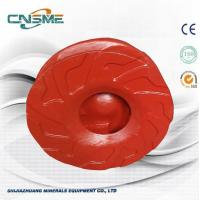 Best Red Centrifugal Pump Parts War - Man Pump Red Impeller In Closed Type With 6 Vanes wholesale