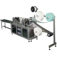 Best Non Woven Face Mask Making Machine , Multifunctional Face Mask Production Line wholesale