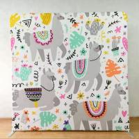 China 8X8 Pop Up Display Backdrop 250 Gsm Knitted Fabric Light Weight Tool Free on sale