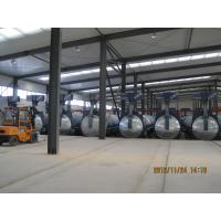 Best Concrete Autoclave with hydraulic pressure door-opening and safety interlock wholesale