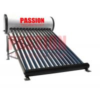 Best Balcony Wall Mounted Solar Water Heater , Solar Collector Water Heater 150 Liter wholesale