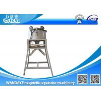 Cheap High Performance Vertical Magnetic Roll Separator for Dried - Powder 2T wholesale