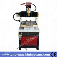 Buy cheap cnc router metal cutting machine ZK-4040(400*400*120mm) from wholesalers