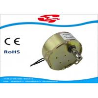 Best TYC50 3W AC Synchronous Electric Motor CW/CCW Rotation With 50/60hz Frequency wholesale