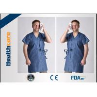 Best Unisex Medical Disposable Sterile Gowns Protective Wear For Hospital Breathable wholesale
