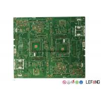 Best Dual Layer Double Sided PCB Circuit Board High Frequency for Electronic Communication wholesale