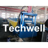 Best PLC Controlled Top Hat Channel Profile Cold Roll Forming Machine wholesale
