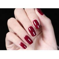 Best Long Lasting Pure Color LED Gel Nail Polish With UV & LED Lamp No Odor wholesale