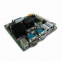 Buy cheap Intel 910GMLE Mini-ITX Motherboard Onboard CPU for POS Terminals and Vehicle from wholesalers