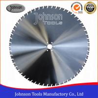 Best 4.8mm / 5mm Thick Concrete Wall Saw Blades 1000mm Laser Welded Diamond Saw Blades wholesale