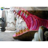 Best Flexible Mobile 5D Dinosaur Cinema Equipment 5D Movie Theater System ISO9001 wholesale